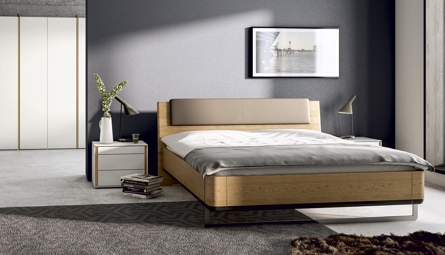 Hülsta Multi Bed Eiche