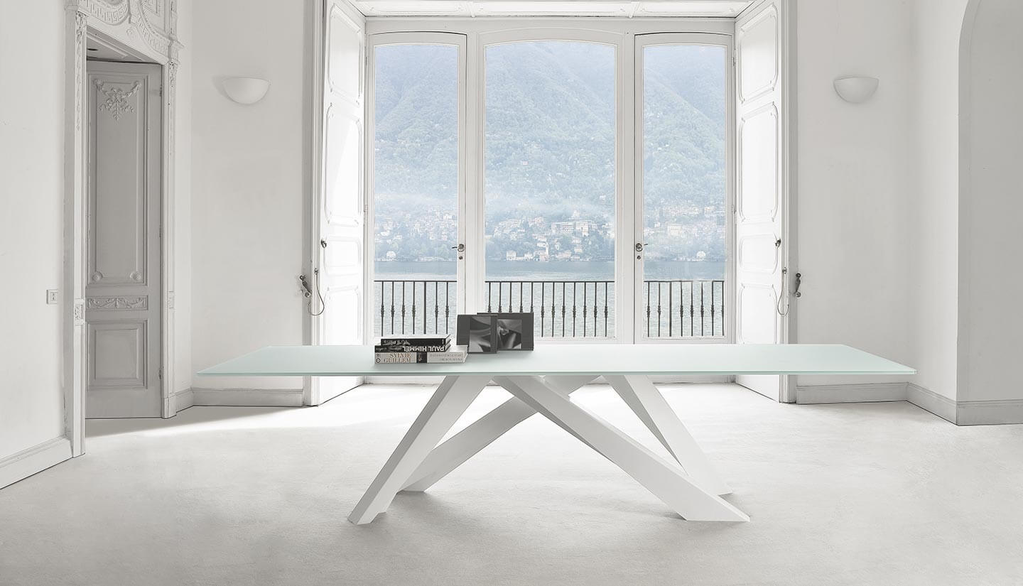 Bonaldo Big Table weiss